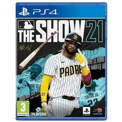 MLB The Show 21 [PS4] - BAZÁR (použitý tovar) na progamingshop.sk