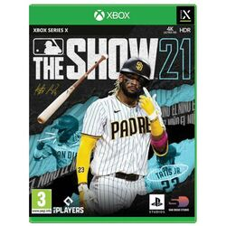 MLB The Show 21 [XBOX X|S] - BAZÁR (použitý tovar) na pgs.sk