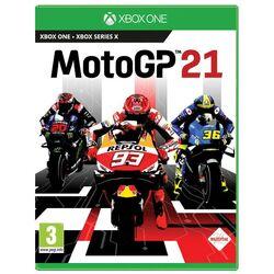MotoGP 21 [XBOX ONE] - BAZÁR (použitý tovar) na progamingshop.sk