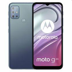 Motorola Moto G20, 4/64GB, breeze blue na pgs.sk
