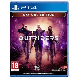 Outriders (Day One Edition) [PS4] - BAZÁR (použitý tovar) na progamingshop.sk