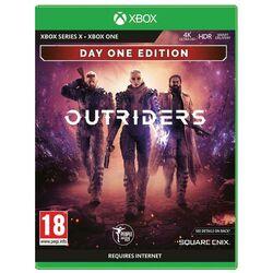 Outriders (Day One Edition) [XBOX X|S] - BAZÁR (použitý tovar) na pgs.sk