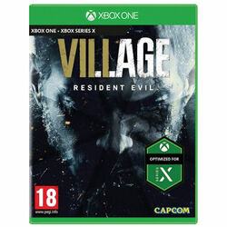 Resident Evil 8: Village [XBOX ONE] - BAZÁR (použitý tovar) na progamingshop.sk