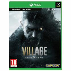 Resident Evil 8: Village [XBOX X|S] - BAZÁR (použitý tovar) na progamingshop.sk