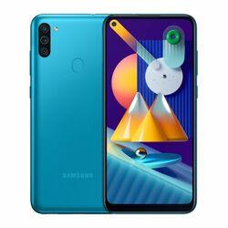 Samsung Galaxy M11 - M115F, 3/32GB, blue   Trieda C - použité, záruka 12 mesiacov na progamingshop.sk