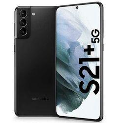 Samsung Galaxy S21 Plus - G996B, 8/256GB, Dual SIM   Phantom Black - Trieda A - použité, záruka 12 mesiacov na progamingshop.sk
