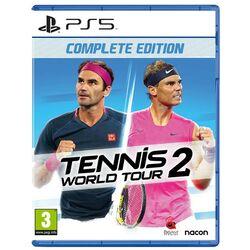 Tennis World Tour 2 (Complete Edition) [PS5] - BAZÁR (použitý tovar) na pgs.sk