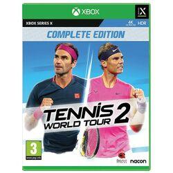 Tennis World Tour 2 (Complete Edition) [XBOX X|S] - BAZÁR (použitý tovar) na progamingshop.sk
