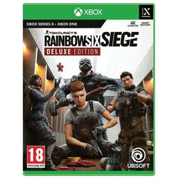 Tom Clancy's Rainbow Six: Siege (Deluxe Edition) [XBOX X S] - BAZÁR (použitý tovar) na pgs.sk