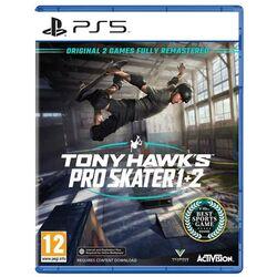 Tony Hawk's Pro Skater 1+2 [PS5] - BAZÁR (použitý tovar) na pgs.sk