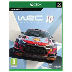 WRC 10: The Official Game na pgs.sk