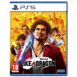 Yakuza: Like a Dragon  [PS5] - BAZÁR (použitý tovar) na progamingshop.sk