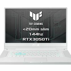 ASUSTUF DashF15 FX516PE-HN020T i7-11370H, 8GB , 1TB SSD, RTX 3050Ti (4GB), 15,6