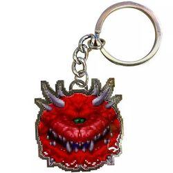 Kľúčenka Cacodemon (Doom) na progamingshop.sk