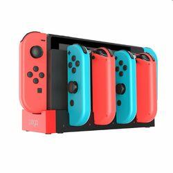 Nabíjacia stanica iPega 9186 pre Nintendo Switch Joy-con, black na pgs.sk