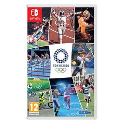 Olympic Games Tokyo 2020: The Official Video Game na pgs.sk
