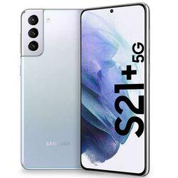 Samsung Galaxy S21 Plus - G996B, 8/256GB, Dual SIM   Phantom Silver - Trieda A - použité, záruka 12 mesiacov na progamingshop.sk