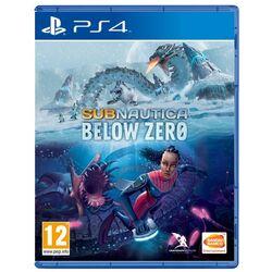 Subnautica: Below Zero CZ [PS4] - BAZÁR (použitý tovar) na progamingshop.sk