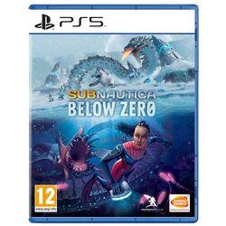 Subnautica: Below Zero CZ [PS5] - BAZÁR (použitý tovar) na pgs.sk