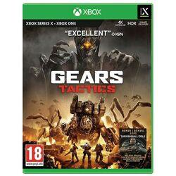 Gears Tactics [XBOX ONE] - BAZÁR (použitý tovar) na progamingshop.sk