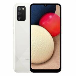 Samsung Galaxy A02s, 3/32GB, White | rozbalené balenie na pgs.sk