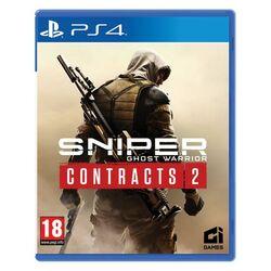 Sniper Ghost Warrior: Contracts 2 CZ [PS4] - BAZÁR (použitý tovar) na pgs.sk