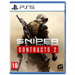 Sniper Ghost Warrior: Contracts 2 CZ [PS5] - BAZÁR (použitý tovar) na pgs.sk