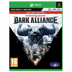 Dungeons & Dragons: Dark Alliance (Day One Edition) [XBOX X S] - BAZÁR (použitý tovar) na pgs.sk