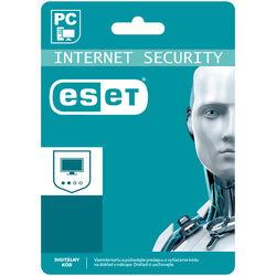 ESET Internet Security pre 1 počítač na 24 mesiacov SK (elektronická licencia) na pgs.sk