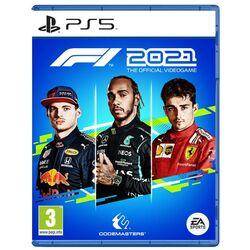 F1 2021: The Official Videogame [PS5] - BAZÁR (použitý tovar) na pgs.sk