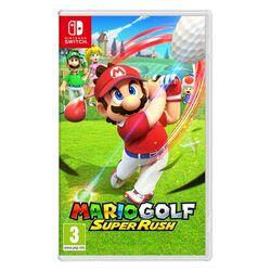 Mario Golf: Super Rush [NSW] - BAZÁR (použitý tovar) na pgs.sk