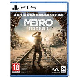 Metro Exodus (Complete Edition) CZ [PS5] - BAZÁR (použitý tovar) na pgs.sk
