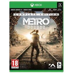 Metro Exodus (Complete Edition) CZ [XBOX X S] - BAZÁR (použitý tovar) na pgs.sk