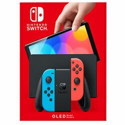 Nintendo Switch – OLED Model, neon na pgs.sk