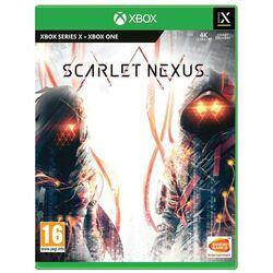 Scarlet Nexus [XBOX X|S] - BAZÁR (použitý tovar) na pgs.sk