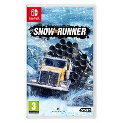 SnowRunner CZ [NSW] - BAZÁR (použitý tovar) na pgs.sk