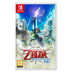 The Legend of Zelda: Skyward Sword HD [NSW] - BAZÁR (použitý tovar) na pgs.sk