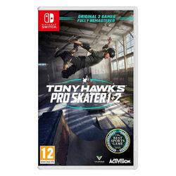 Tony Hawk's Pro Skater 1+2 [NSW] - BAZÁR (použitý tovar) na pgs.sk