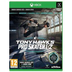 Tony Hawk's Pro Skater 1+2 [XBOX X|S] - BAZÁR (použitý tovar) na pgs.sk