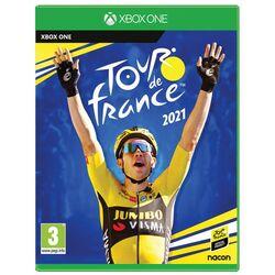 Tour de France 2021 [XBOX ONE] - BAZÁR (použitý tovar) na pgs.sk
