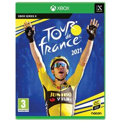 Tour de France 2021 [XBOX X|S] - BAZÁR (použitý tovar) na pgs.sk