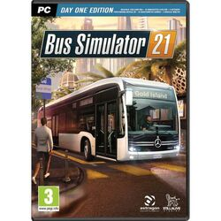 Bus Simulator 21 (Day One Edition) na pgs.sk