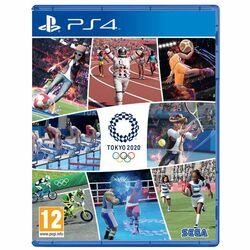 Olympic Games Tokyo 2020: The Official Video Game [PS4] - BAZÁR (použitý tovar) na pgs.sk