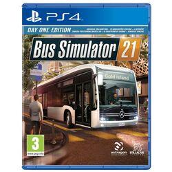 Bus Simulator 21 (Day One Edition) [PS4] - BAZÁR (použitý tovar) na pgs.sk