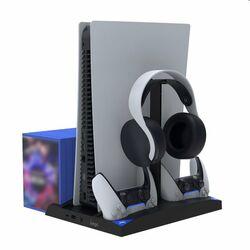 Dokovacia stanica iPega P5013 pre PlayStation 5, Dualsense a Pulse 3D - OPENBOX (Rozbalený tovar s plnou zárukou) na pgs.sk