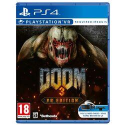 Doom 3 (VR Edition) [PS4] - BAZÁR (použitý tovar) na pgs.sk