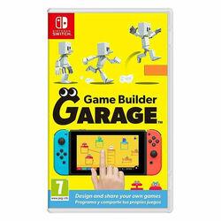Game Builder Garage [NSW] - BAZÁR (použitý tovar) na pgs.sk