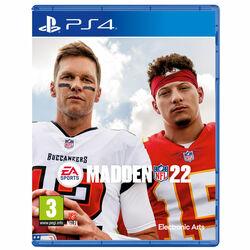 Madden NFL 22 [PS4] - BAZÁR (použitý tovar) na pgs.sk