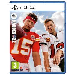 Madden NFL 22 [PS5] - BAZÁR (použitý tovar) na pgs.sk