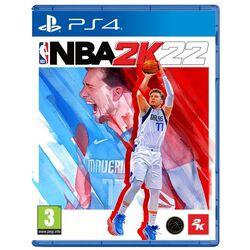 NBA 2K22 [PS4] - BAZÁR (použitý tovar) na pgs.sk